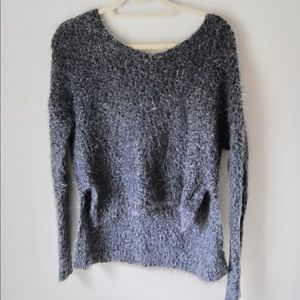 Abercrombie and Fitch Mohair Fuzzy Sweater